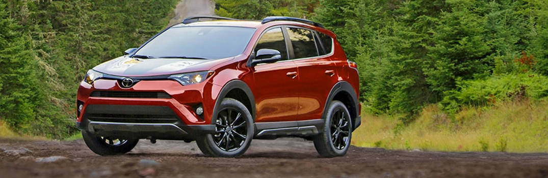 Does the 2018 Toyota RAV4 Have Toyota Safety Sense?