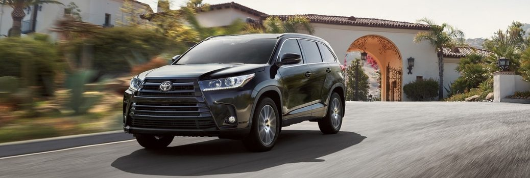 Fuel Economy Of The 2018 Toyota Highlander