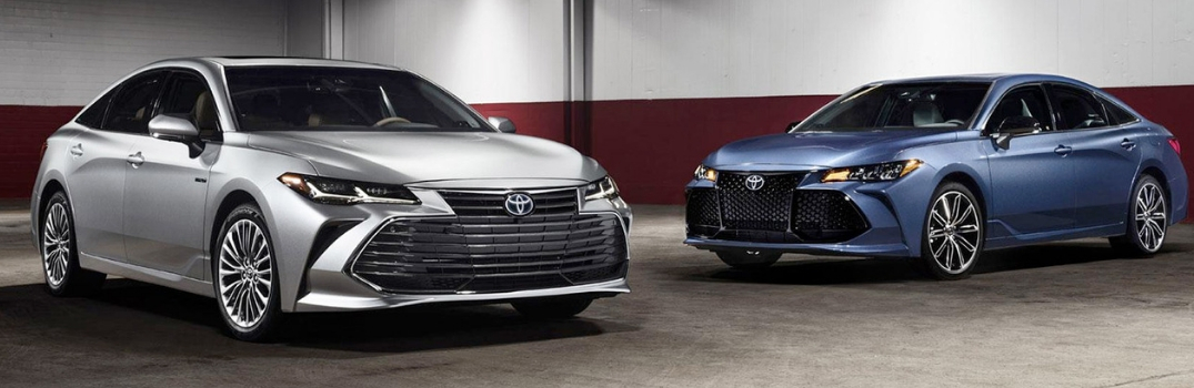What Performance Features are on the 2019 Toyota Avalon?
