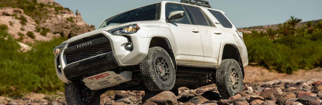 What Technology Features are on the 2019 Toyota 4Runner