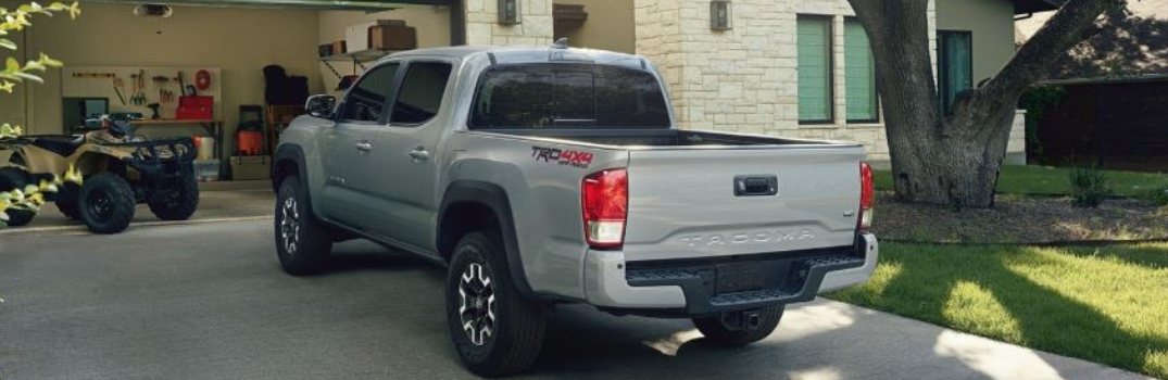 Does the 2019 Toyota Tacoma Feature Toyota Safety Sense?