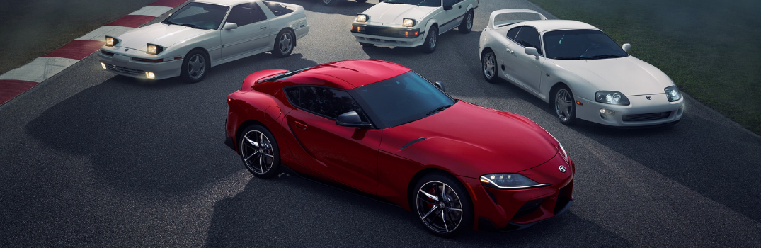 2020 Toyota Supra Features and Specs