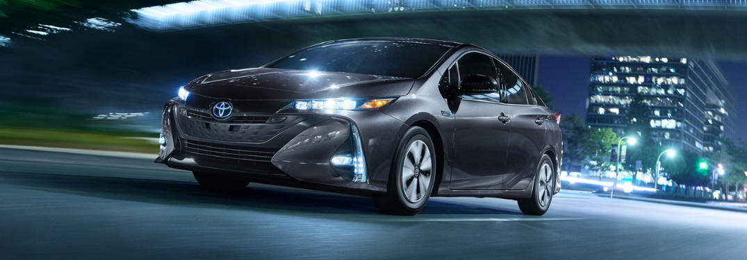 New Information on the 2020 Toyota Prius Prime