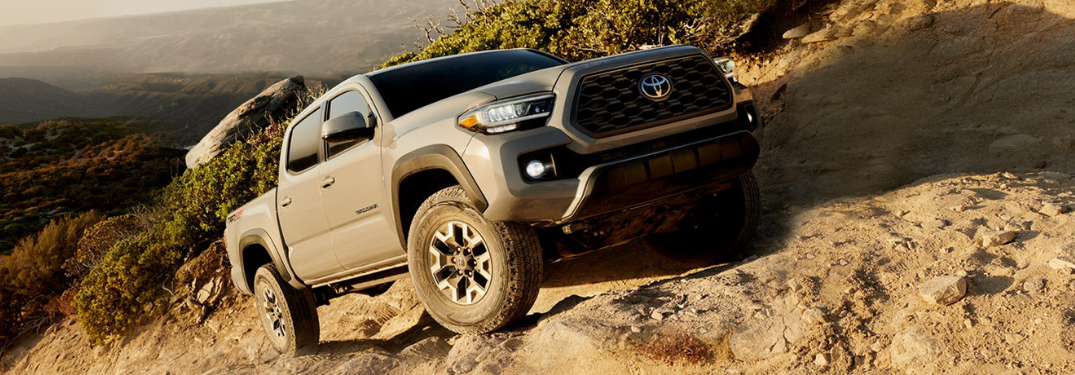 Key Details of the 2020 Toyota Tacoma