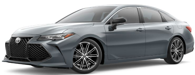2020 Toyota Avalon Harbor Gray Metallic