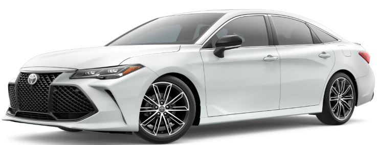 2020 Toyota Avalon Wind Chill Pearl