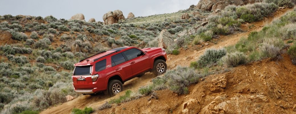 What Engines does the 2020 Toyota 4Runner Offer?