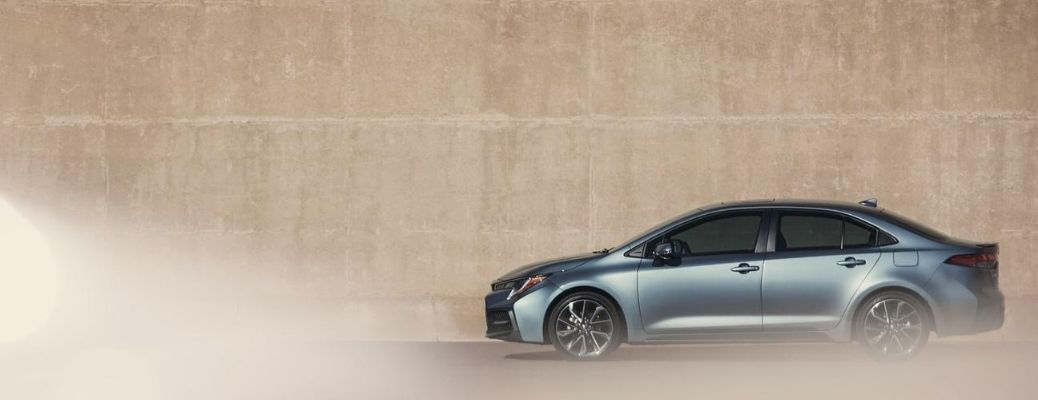 What is the Maximum Performance of the 2020 Toyota Corolla?