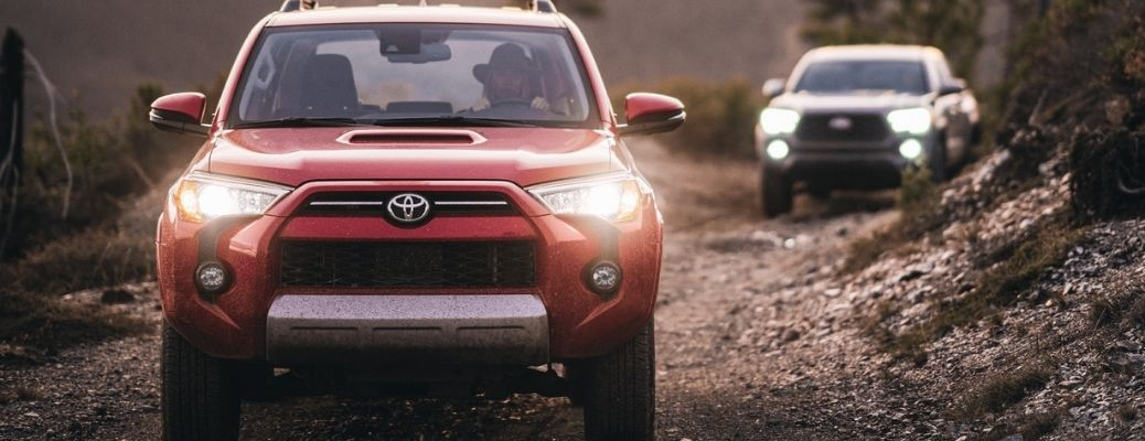 Does the 2021 Toyota 4Runner Offer Apple CarPlay and Android Auto?