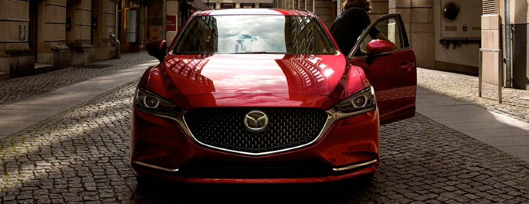 What 2020 Mazda Models have a Turbocharged Engine?