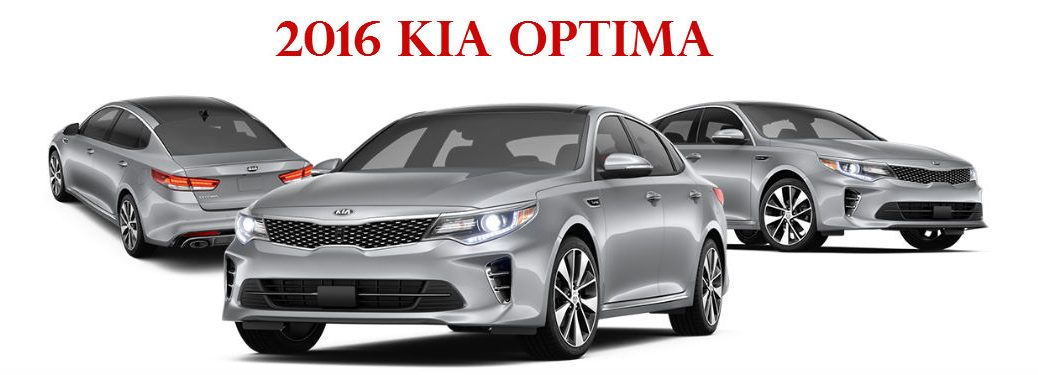 2016 Kia Optima Kia of Irvine