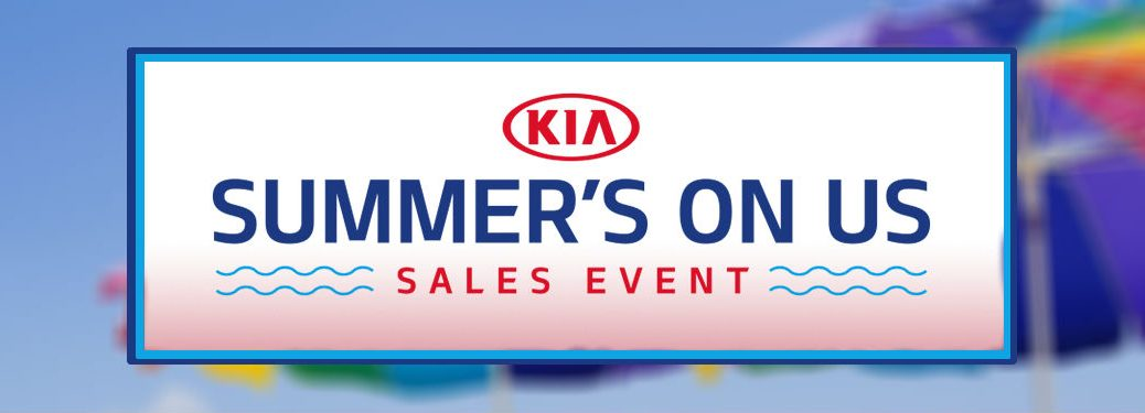 Irvine CA Kia sales event