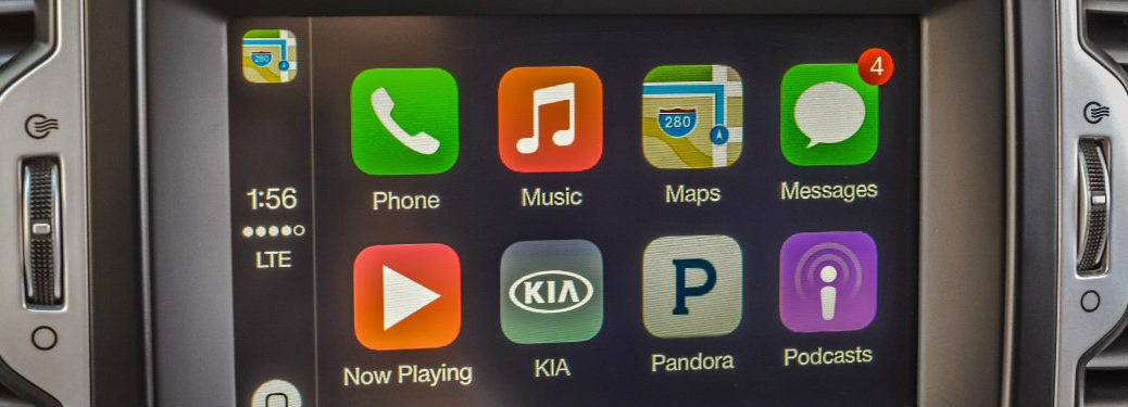 Kia UVO Apple CarPlay and Android Auto Updates