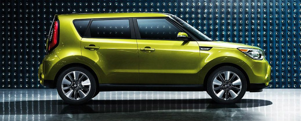 Turbocharged Kia Soul Debuts in Paris