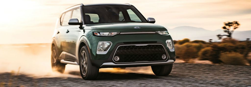 What technology is available in the Kia Soul?
