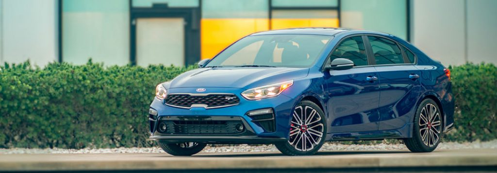 What does the Kia Forte look like?