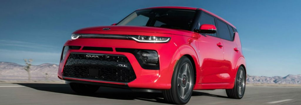 What does the new Kia Soul offer?