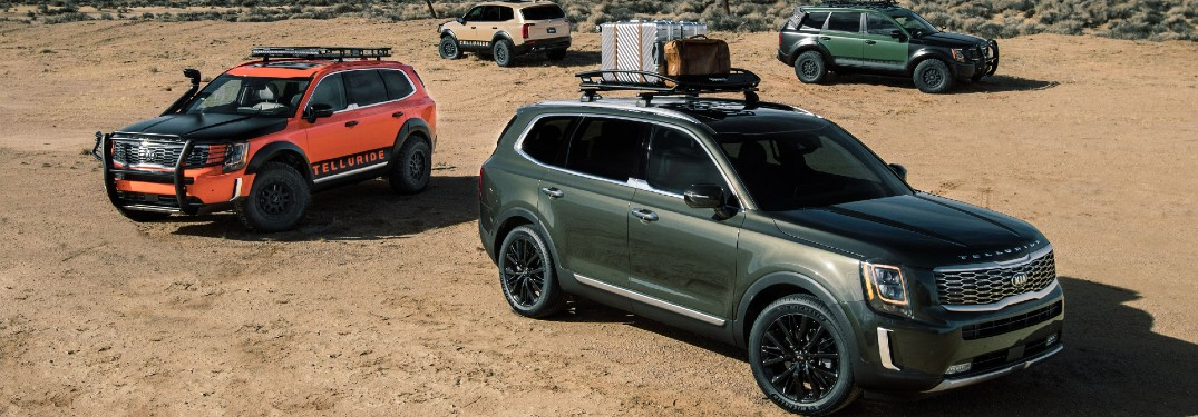 How Safe is the 2021 Kia Telluride?