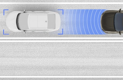 kia drive wise forward collision warning