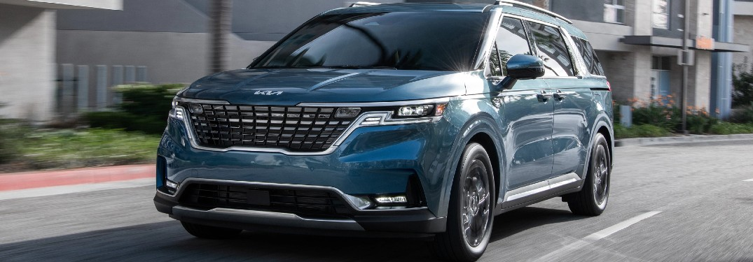 How Much Interior Space Does the 2022 Kia Carnival Have to Offer?