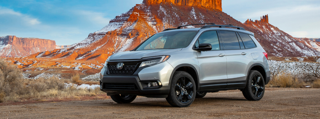 What Are The Color Options Of The 2020 Honda Passport Honda Of Victoria