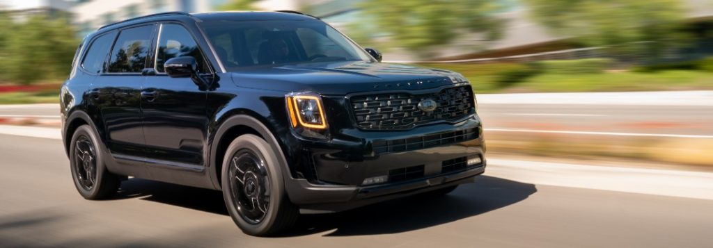 What's New in the 2021 Telluride?