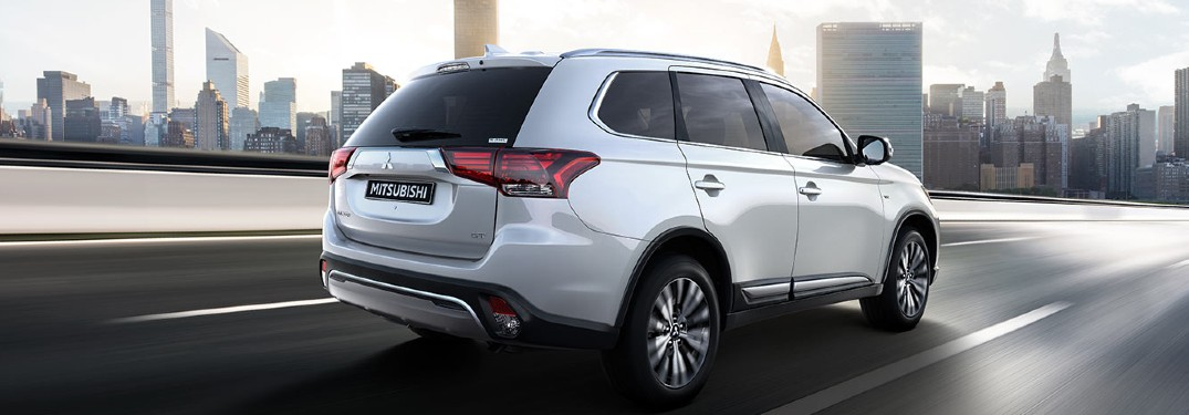 Powerful engine specs of new 2020 Mitsubishi Outlander SUV deliver impressive horsepower and torque ratings