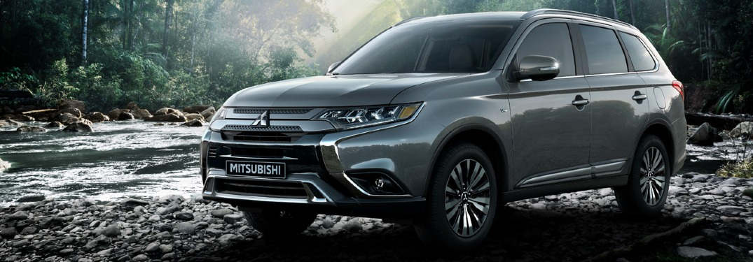 2020 Mitsubishi Outlander Safety Features