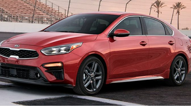 What are the Paint Color Options for the 2019 Kia Forte? - Family Kia of  St. Augustine