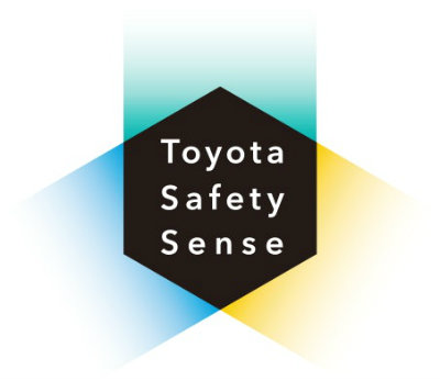 Safety features included with Toyota Safety Sense suite