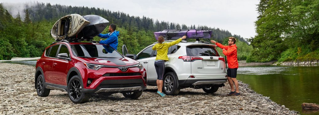 2018 Toyota RAV4 Adventure pricing information and available features
