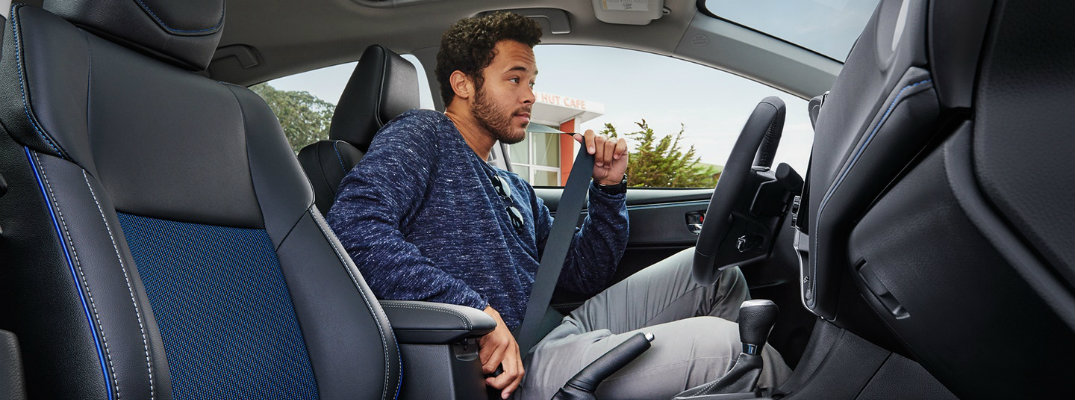 New driver assistance features with Toyota Safety Sense 2.0