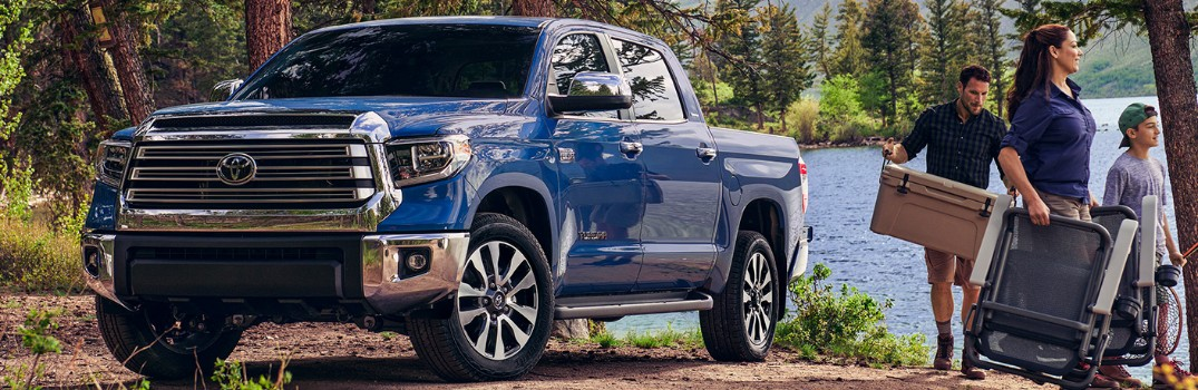 What are some of the 2020 Toyota Tundra features?