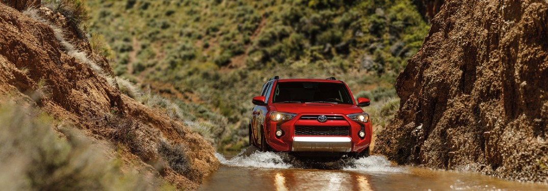 Photo gallery: 2020 Toyota 4Runner exterior color options