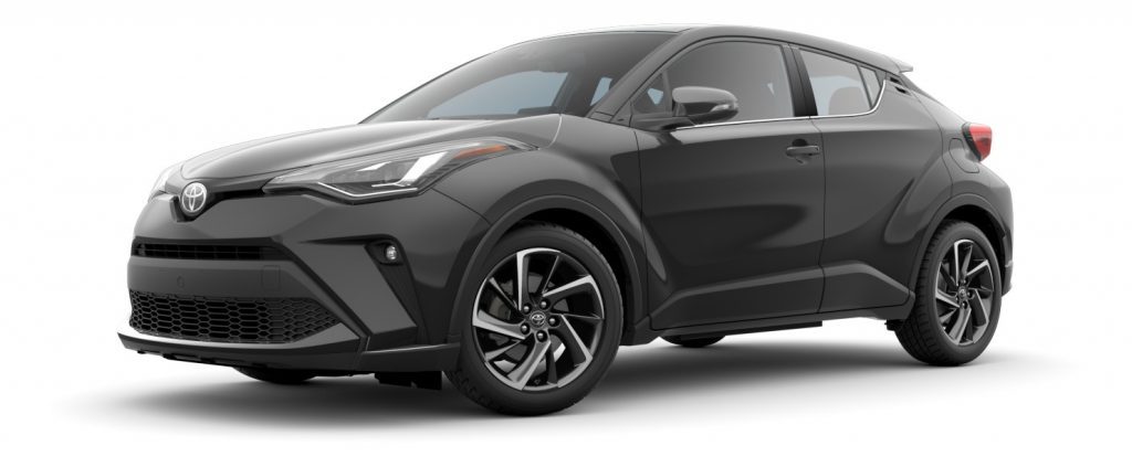2020 Toyota CH-R in Magnetic gray metallic