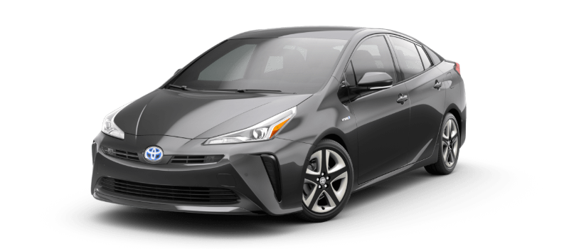 2020 Toyota Prius in magnetic gray