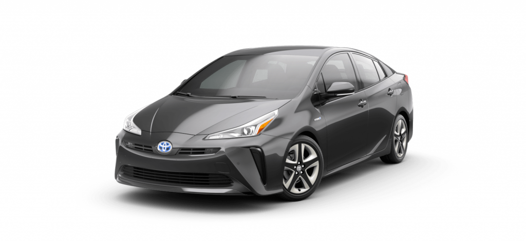 2021 Toyota Prius in Magnetic Gray Metallic