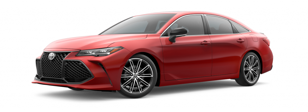 2021 Toyota Avalon in Supersonic Red