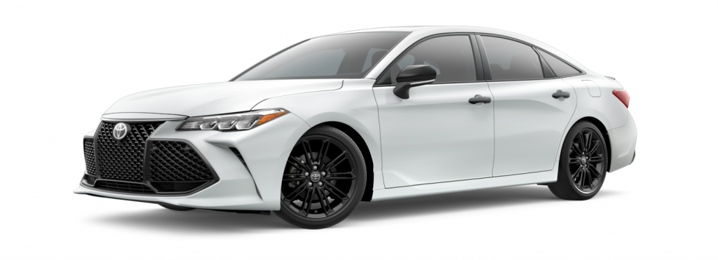2021 Toyota Avalon in Wind Chill Pearl