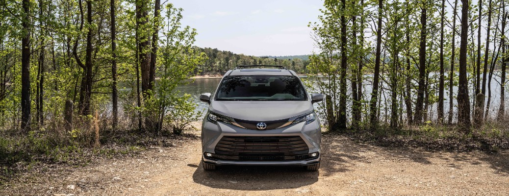 The 2022 Toyota Sienna will have a new edition