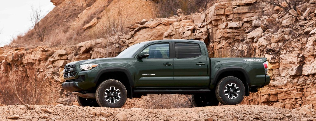 Watch these videos to learn how Toyota trucks work