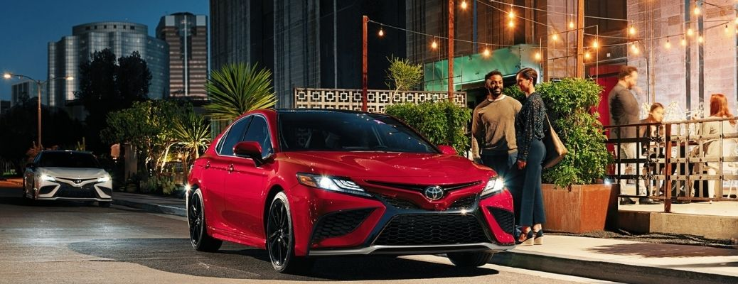 What Safety Features Are Available in the 2021 Toyota Camry?