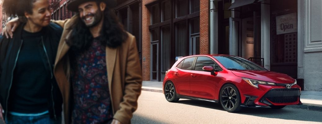 2022 Corolla Hatchback Overview Video Explored!
