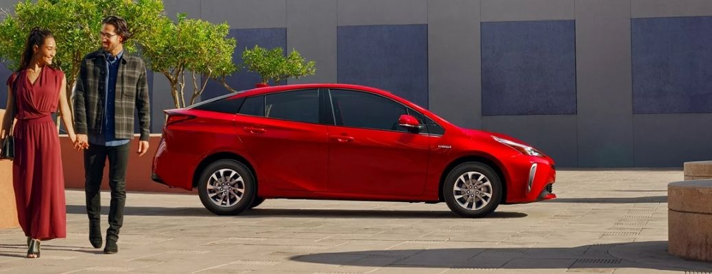 Features and Specifications of the 2022 Toyota Prius
