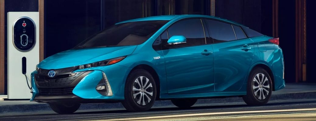A Look at the 2022 Toyota Prius Prime