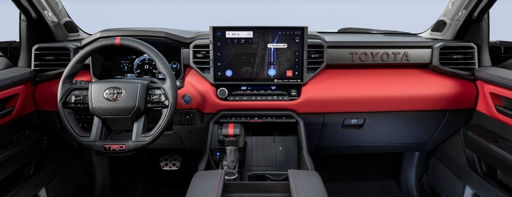 Does the new Toyota Tundra pickup truck have wireless Apple CarPlay®?