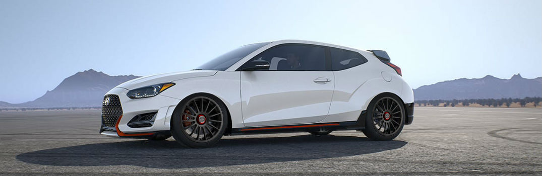 What else is Hyundai bringing to the 2019 SEMA Show?