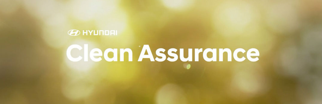 What is the Hyundai Clean Assurance program?