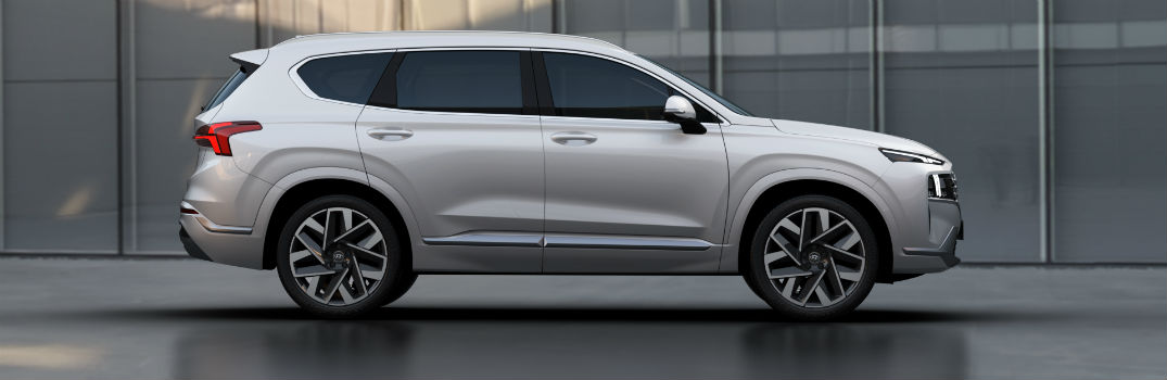 What's new in the 2021 Hyundai Santa Fe?