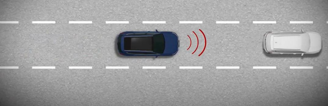 Which Hyundai vehicles feature Automatic Emergency Braking?